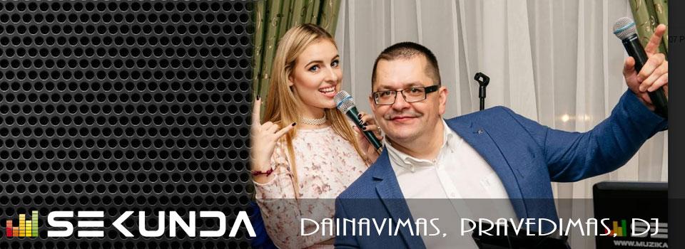 Grupė SEKUNDA – muzikantai vestuvėms ir ne tik!